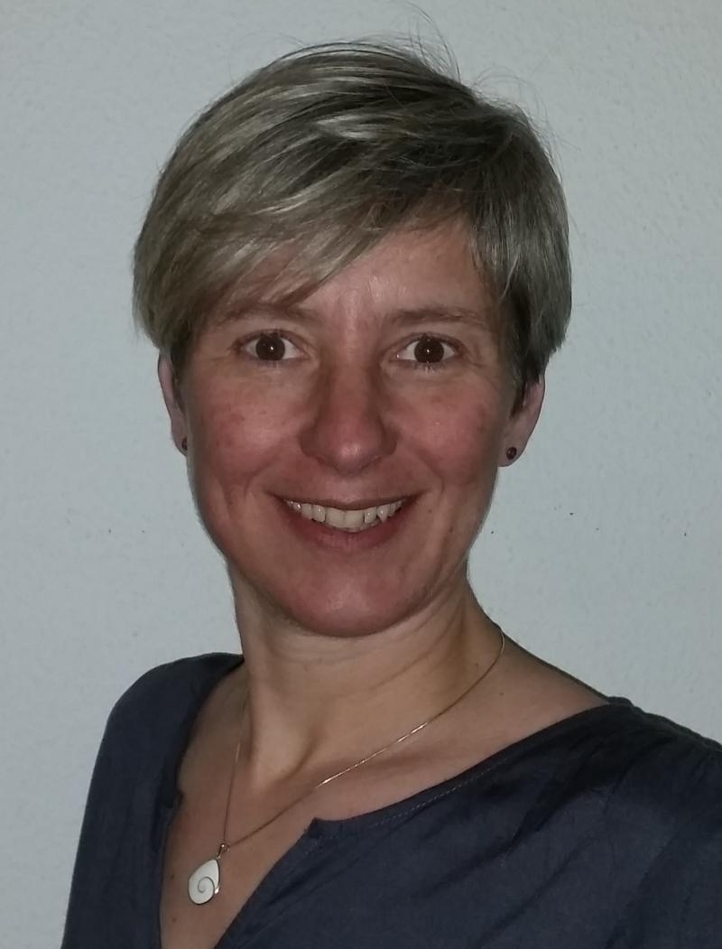 Sara Buchs - neue Schulleiterin von Ueberstorf
