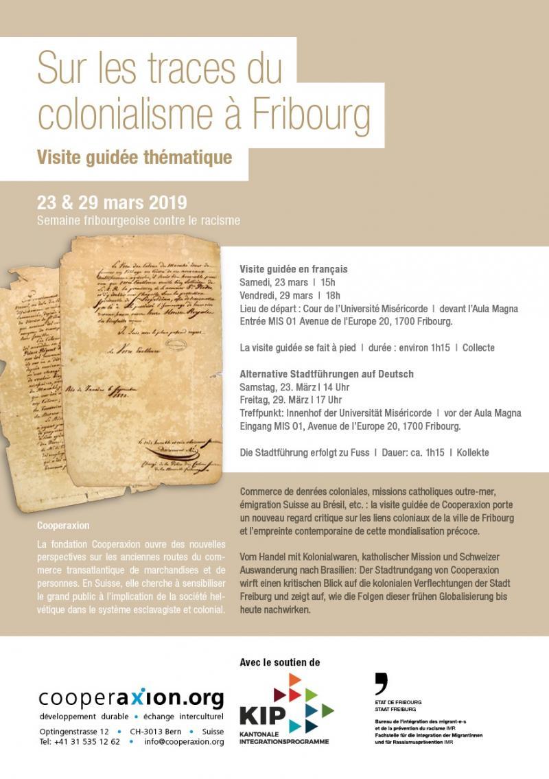 Thematische Führung: Auf den Spuren des Kolonialismus in Freiburg