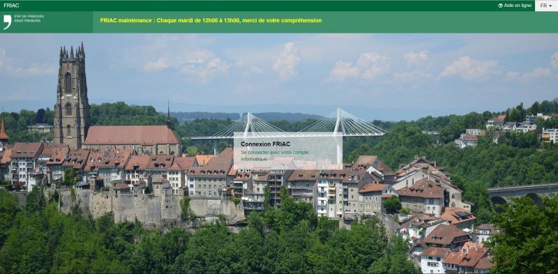 FRIAC - Fribourg Autorisation de Construire