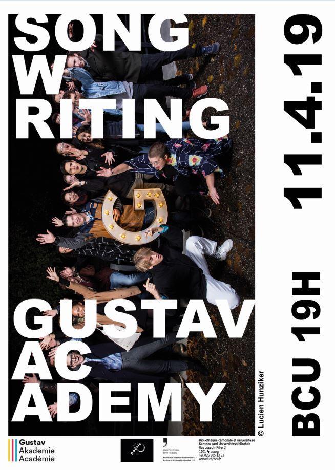 Songwriting & Gustav Academy