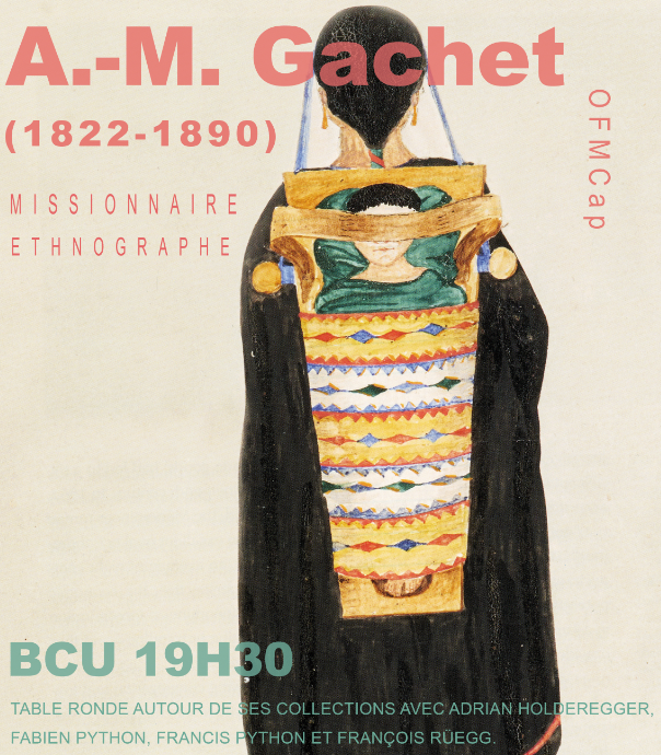 A.-M. Gachet OFMCap (1822-1890)