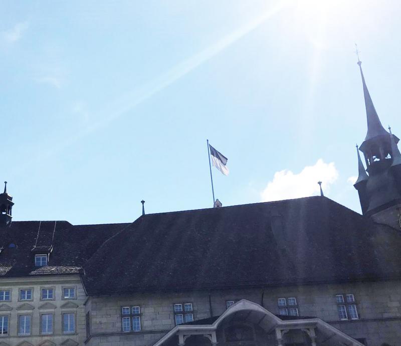 Hôtel cantonal Fribourg