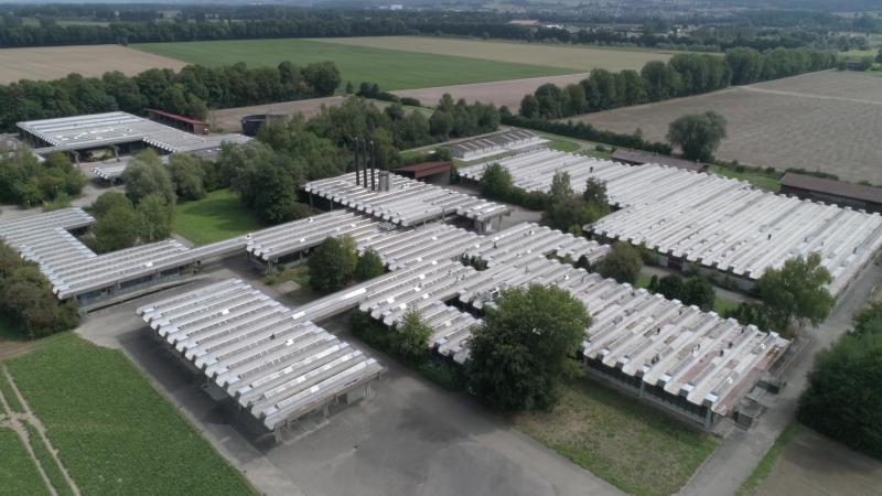 Le site AgriCo de Saint-Aubin, partie de la stratégie de développement du secteur agroalimentaire fribourgeois