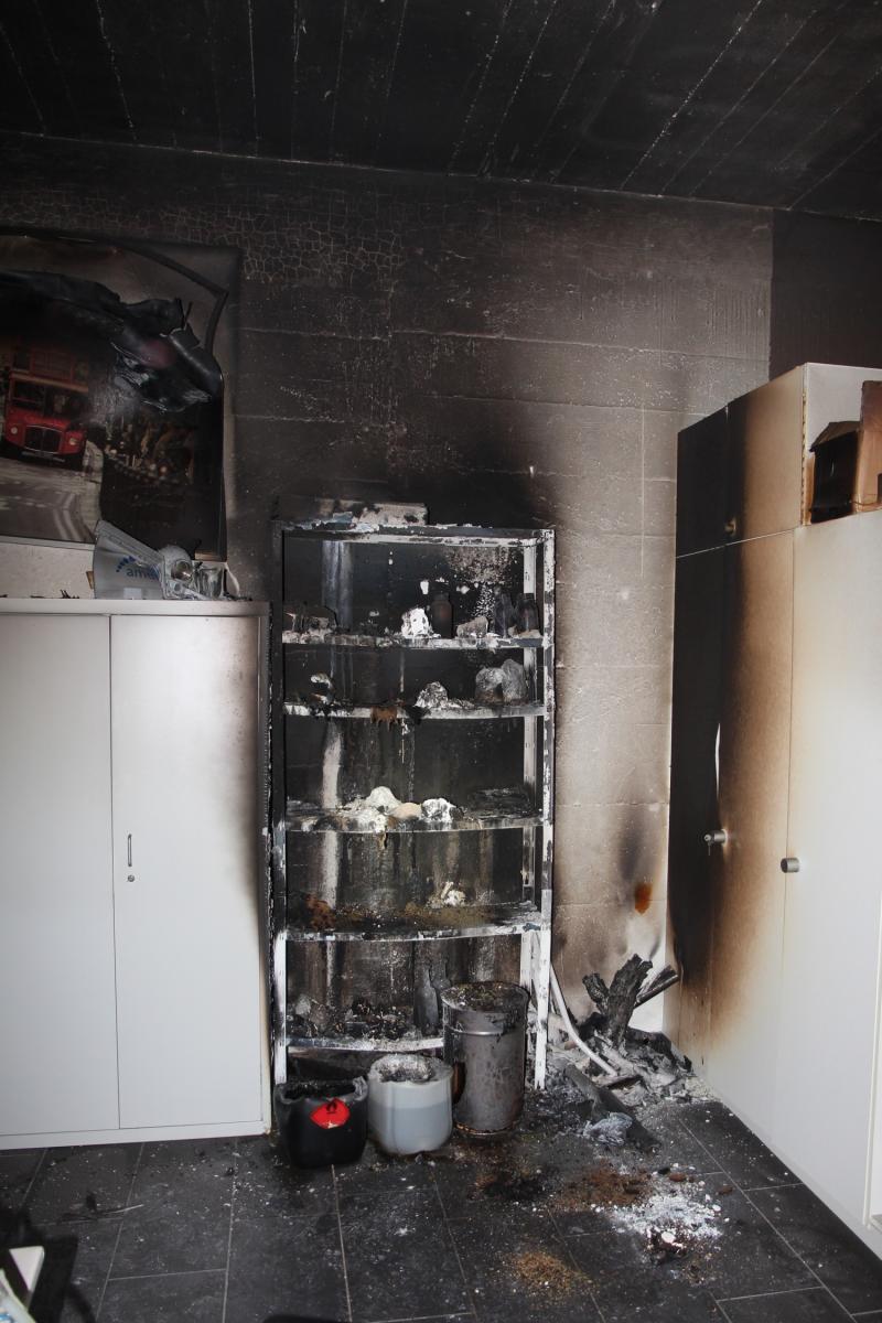 Début d'incendie dans un bâtiment du boulevard de Pérolles à Fribourg