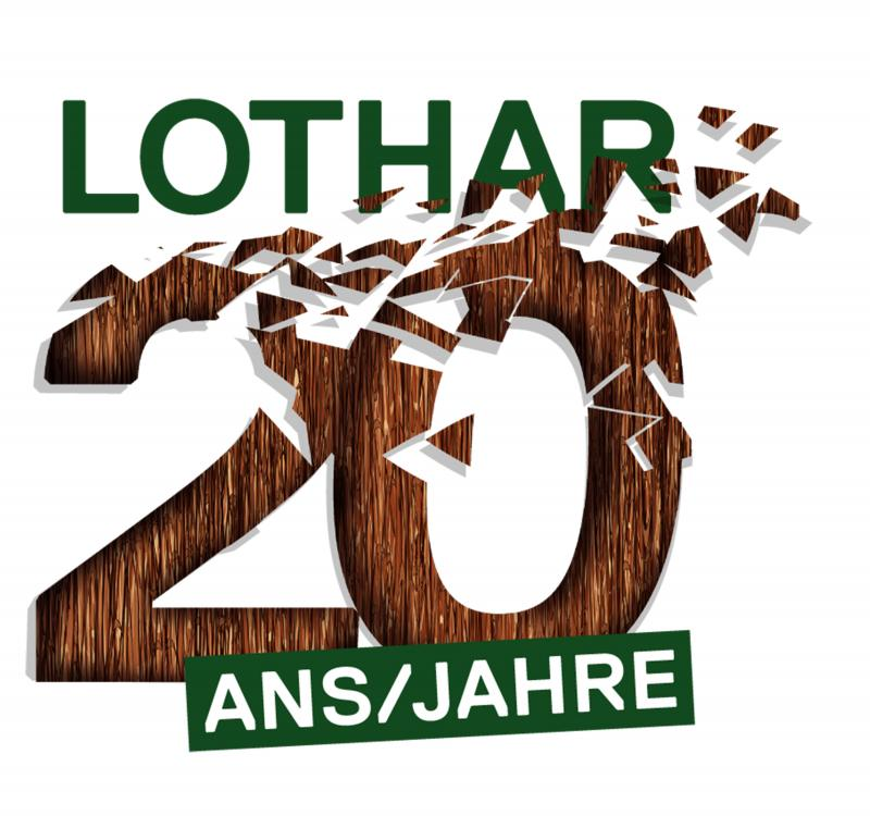 Logo des 20 ans après Lothar