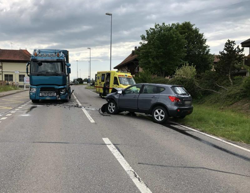 20190607_accident blessés_Villaz st Pierre