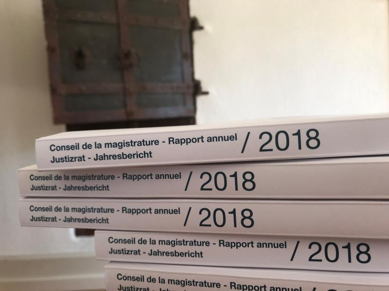 Rapport CM 2018 / Jahresbericht JR 2018