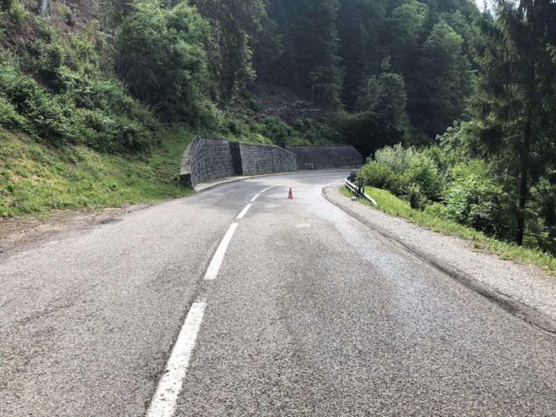 Une cycliste retrouvée blessée à Châtel-St-Denis – Appel à témoin