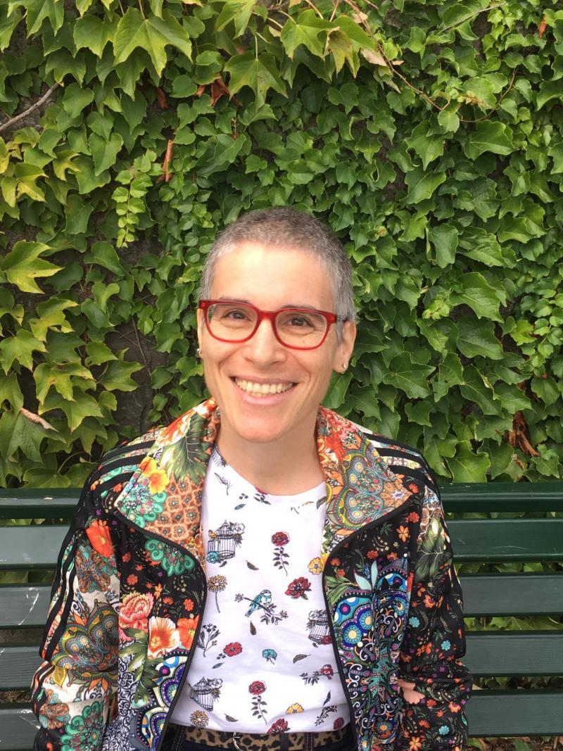 Dre Jasmin Stockhammer, médecin adjointe pour le secteur enfants et adolescents du RFSM