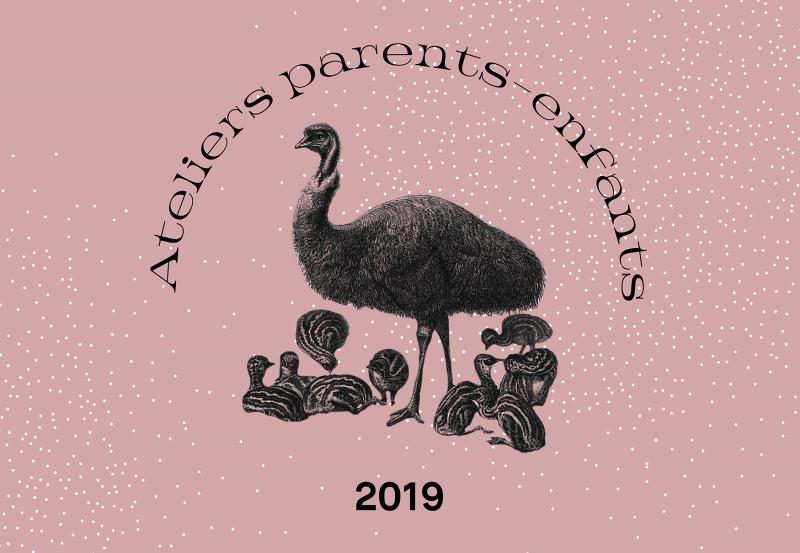 Ateliers parents-enfants visuel 2019