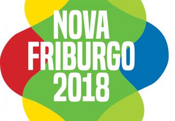 Logo Zweihundertjahrfeier Nova Friburgo 1818-2018