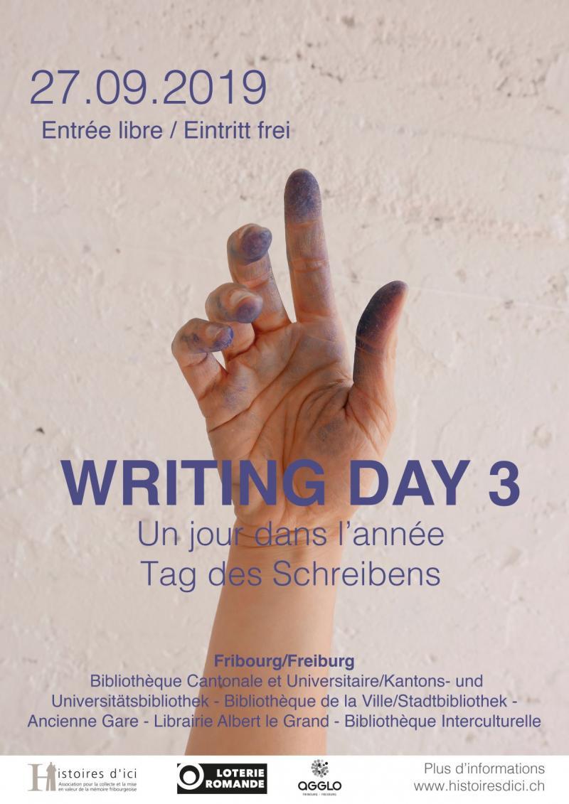 Writing Day 3