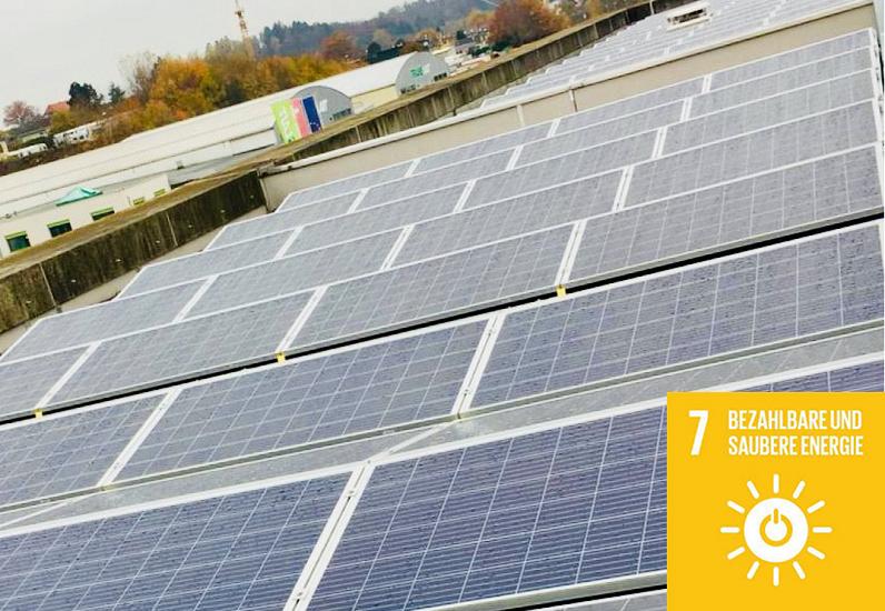 Solarenergie: eine sinnvolle Nutzung der Dächer!
