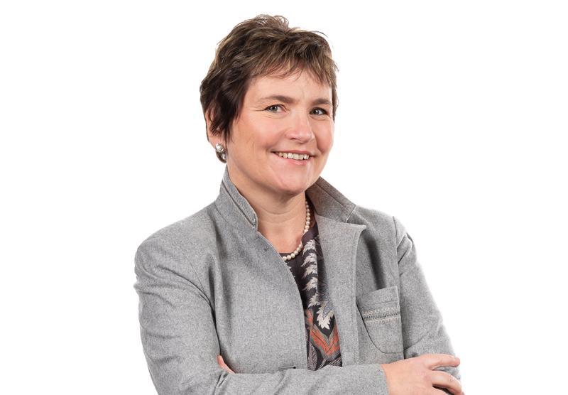 Danielle Gagnaux-Morel, chancelière d'Etat
