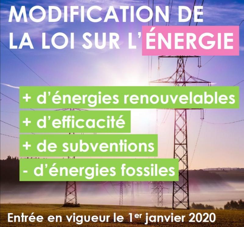 Energie : Die neue Gesetzgebung ändert die Spielregeln