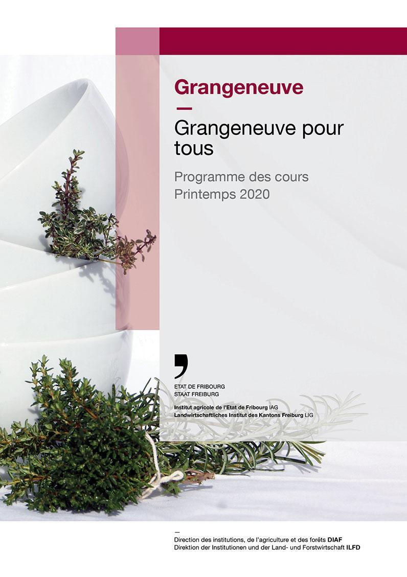 Cours Grangeneuve pour tous