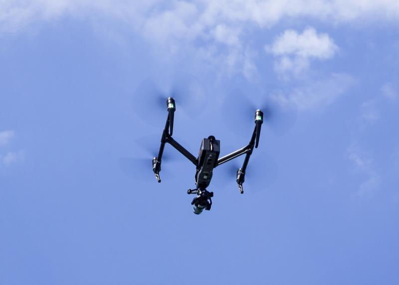 Drone - police cantonale Fribourg