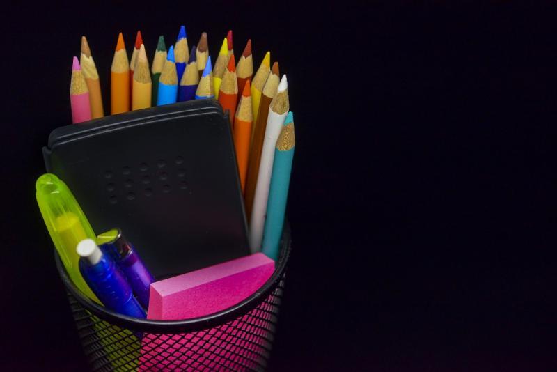 Foto von  Schulmaterial - Verbrauchsmaterial