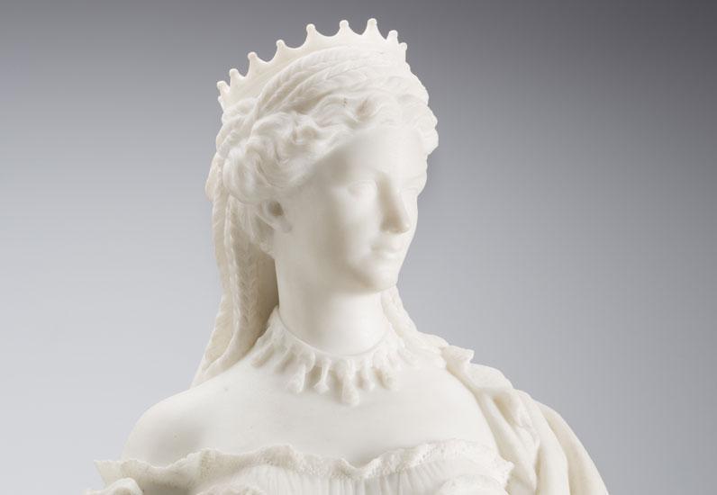 Marcello, Elisabeth Impératrice d'Autriche, 1867