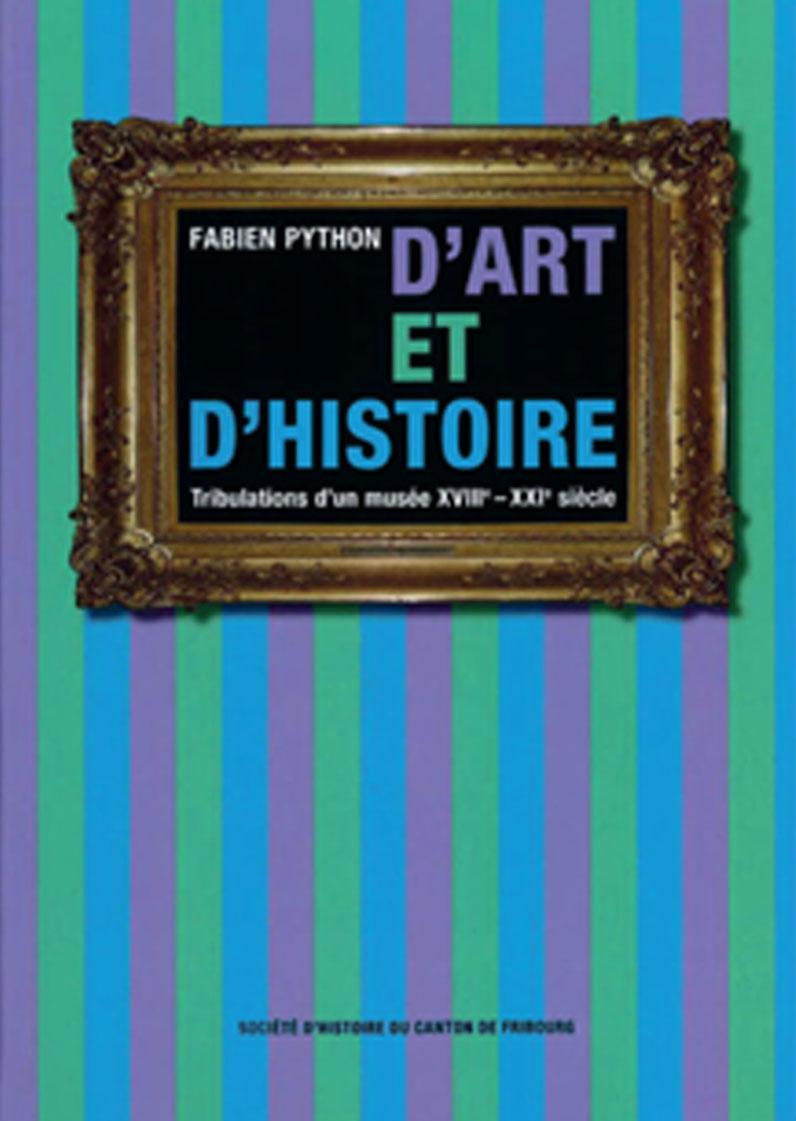 Histoire du MAHF - livre_DE