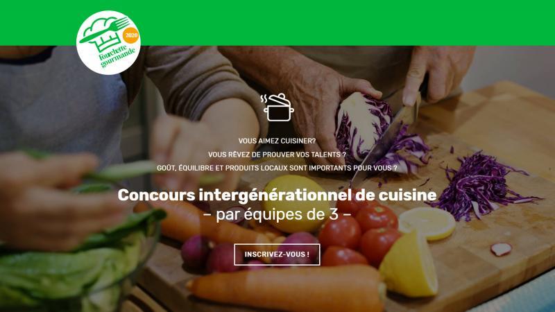 «Fourchette gourmande» ist ein neuartiger Kochwettbewerb