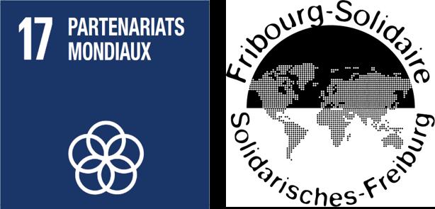 Objectif de Développement durable 17 avec Fribourg-Solidaire