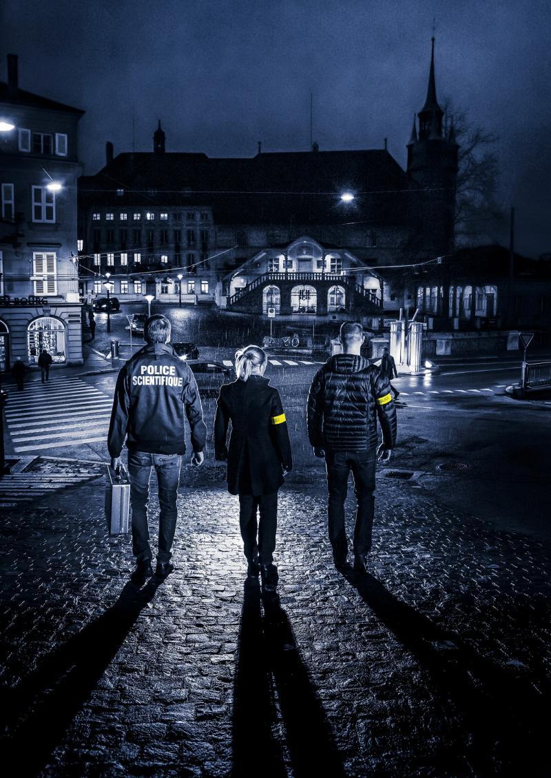 100 ans de la Police de sûreté fribourgeoise
