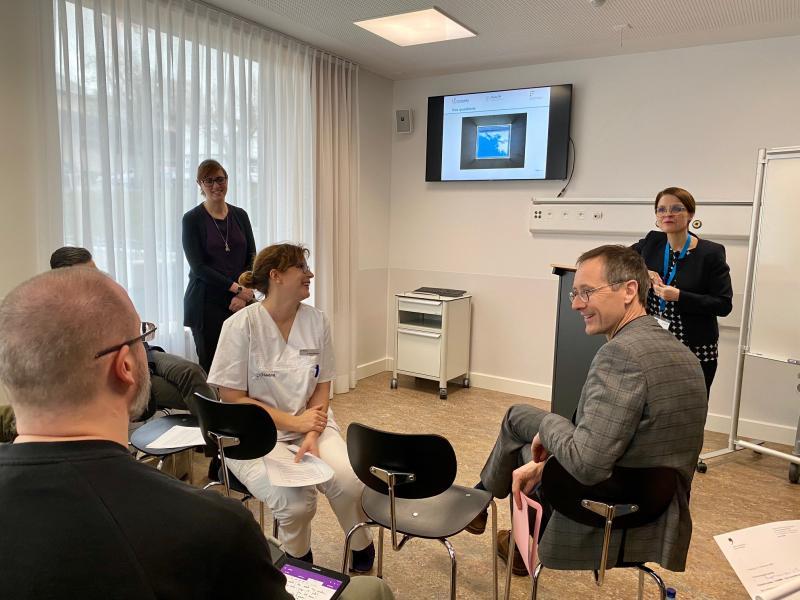 Première suisse : CoSaMo – Une nouvelle consultation santé pour les étudiant-e-s