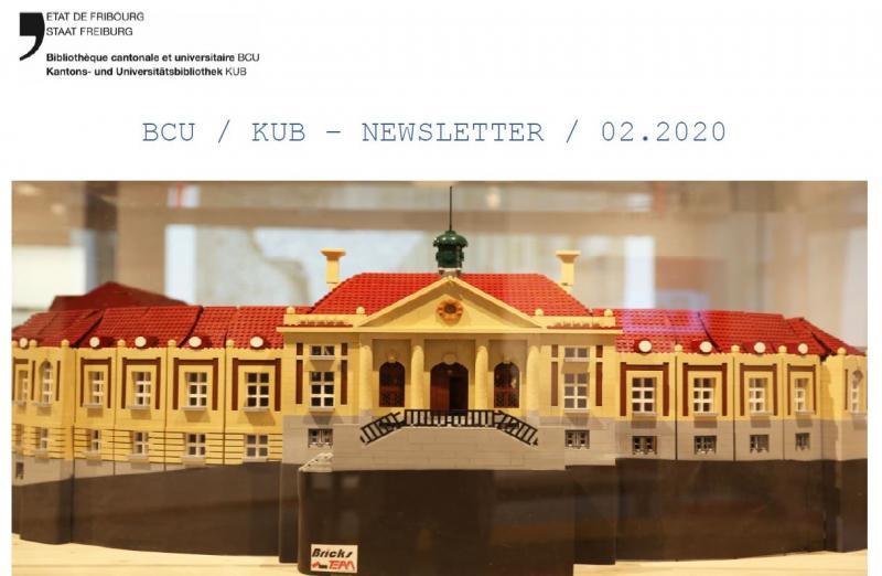 Newsletter BCU KUB