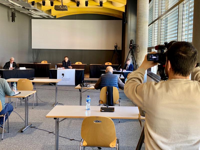 Medienorientierung COVID-19 - Berufsbildung und FH