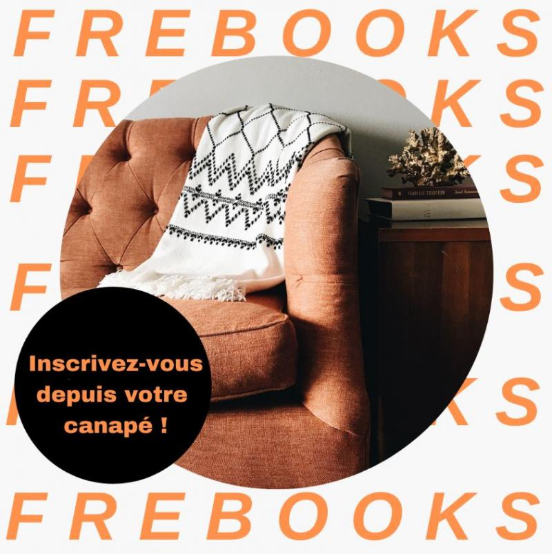 FReBOOKS canapé