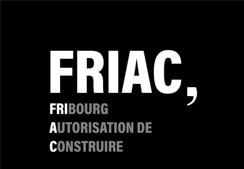 FRIAC - Fribourg-Autorisation de construire