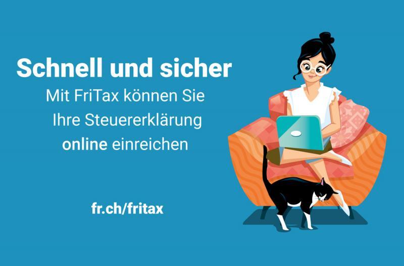 FriTax : schnell und sicher