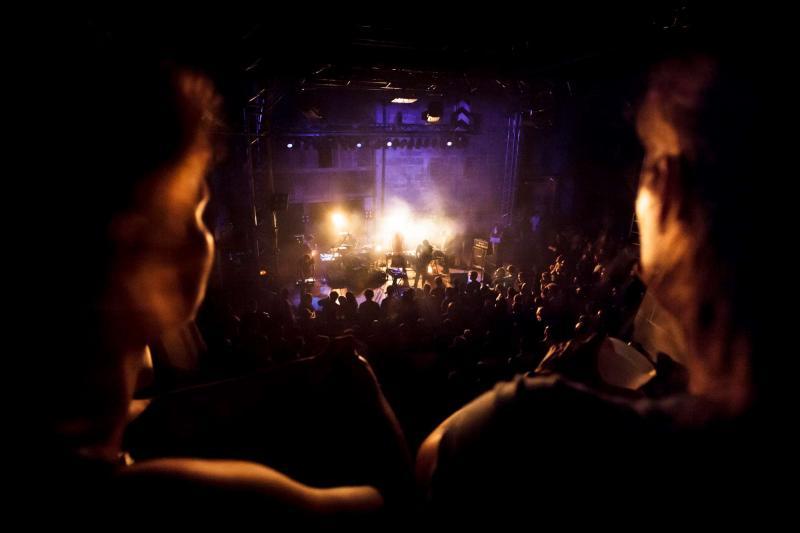Concert au BBI