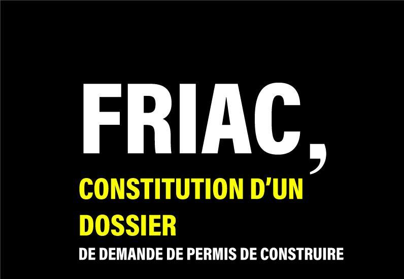 Constitution d'un dossier de demande de permis de construire