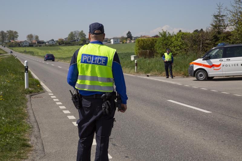 Police cantonale Fribourg / Kantonspolizei Freiburg
