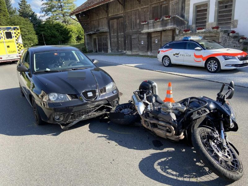 Cinq accidents de la circulation avec blessés le dimanche de Pentecôte - appel à témoins