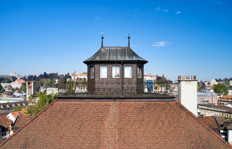 Fribourg - L'observatoire du Lycée
