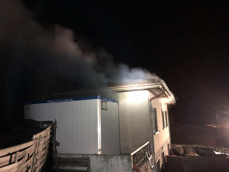 Une personne décède lors d'un dégagement de fumée à Granges / Eine Person stirbt bei einer Rauchentwicklung in Granges