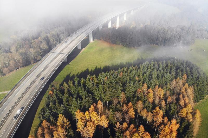 Autobahn - Le Bry