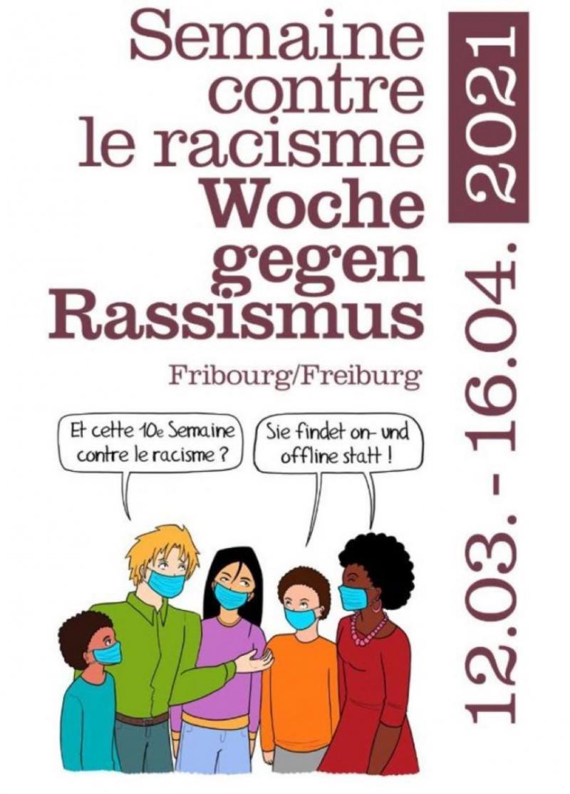 Bild Woche gegen Rassisimus 2021