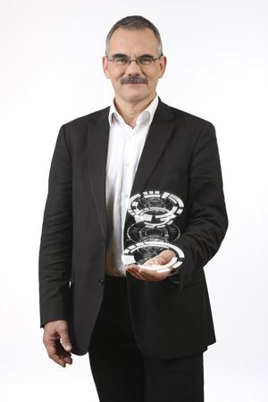 Jean-François Steiert, Raumplanungs-, Umwelt- und Baudirektor, © Staat Freiburg, Foto Nicolas Repond