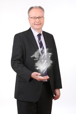Maurice Ropraz, Sicherheits- und Justizdirektor © Staat Freiburg, Foto Nicolas Repond