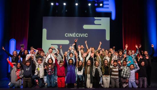 Les lauréats-es de l'édition 2017-2018