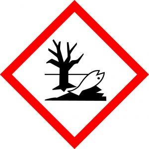 Symbole: dangereux pour le milieu aquatique