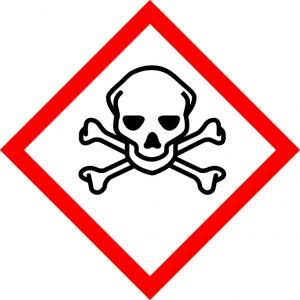 Symbole: très toxique